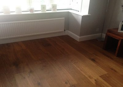 Kahrs Oak Artisan Earth prefinished engineered flooring