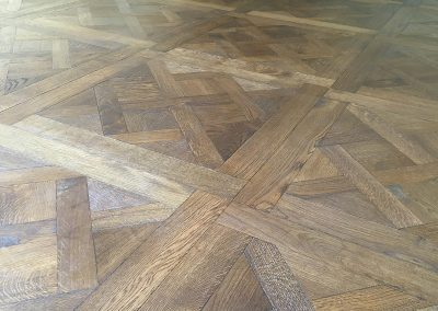 Versailles Antique engineered flooring HW1391